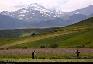 Ardabil, Iran - Spring days across Ardabil Province 76