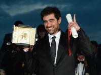 Iranian Film 'The Salesman' (Forushande) by Asghar Farhadi at Cannes 2016 - Closing Ceremony - Photocall Winners - Best Actor Award - Shahab Hosseini - 01