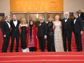 Jury of the 69th Cannes Film Festival - Closing Ceremony - Red carpet - Iranian producer Katayoon Shahabi