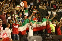 Rio 2016 - FIVB Men World Olympic Qualification Tournament (WOQT) in Japan - Iran vs. Poland - Volleyball fans - 01
