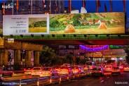 Tehran, Iran – Billboards swap – Tehran is an art gallery 2016 – 003