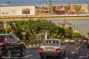 Tehran, Iran – Billboards swap – Tehran is an art gallery 2016 – 005