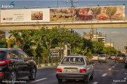 Tehran, Iran – Billboards swap – Tehran is an art gallery 2016 – 005