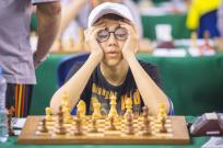 2016 World Youth U16 Chess Olympiad - Iranian team - Board 3 - Aryan Gholami