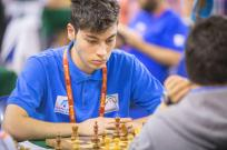 2016 World Youth U16 Chess Olympiad - Iranian team - Board 4 - Arash Tahbaz