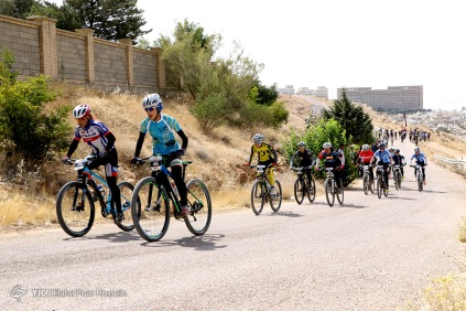 Fars, Iran - National Mountain Bike Championships - Women - 14 (Photo credit Elahe Pour Hossein - YJC)