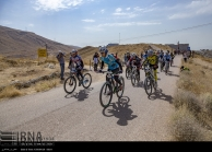Fars, Iran - National Mountain Bike Championships - Women - 32 (Photo credit IRNA)