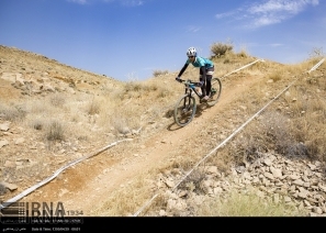 Fars, Iran - National Mountain Bike Championships - Women - 33 (Photo credit IRNA)