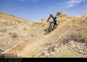 Fars, Iran - National Mountain Bike Championships - Women - 33 (Photo credit IRNA)