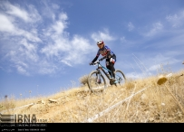 Fars, Iran - National Mountain Bike Championships - Women - 34 (Photo credit IRNA)