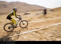 Fars, Iran - National Mountain Bike Championships - Women - 35 (Photo credit IRNA)
