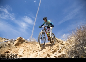 Fars, Iran - National Mountain Bike Championships - Women - 42 (Photo credit IRNA)