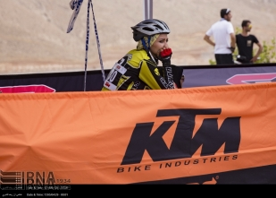 Fars, Iran - National Mountain Bike Championships - Women - 52 (Photo credit IRNA)