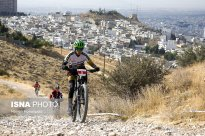 Fars, Iran - National Mountain Bike Championships - Women - 60 (Photo credit Hanieh Hoseinpour - ISNA)