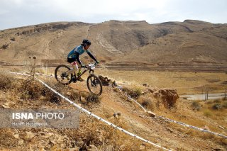 Fars, Iran - National Mountain Bike Championships - Women - 71 (Photo credit Hanieh Hoseinpour - ISNA)