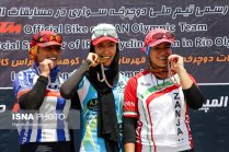 Fars, Iran - National Mountain Bike Championships - Women - 73 (Photo credit Hanieh Hoseinpour - ISNA)