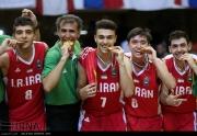 2016 FIBA Asia Under-18 Championship - Iranian team 3