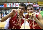 2016 FIBA Asia Under-18 Championship - Iranian team 5