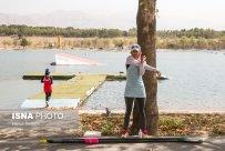 Javar, Mahsa - Iranian rower - 2016 Rio Olympic Games - Foto by Hamid Amlashi for ISNA - 5
