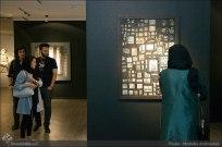 Nasser Palangi, Saghar Masudi and Kaveh Afaq's 'Peace Symphony' - Ariana Gallery 10