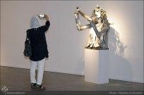 Nasser Palangi, Saghar Masudi and Kaveh Afaq's 'Peace Symphony' - Ariana Gallery 8