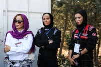 Peykan Pour, Leila - Iranian racing driver - Winner - Kia Pride Championship in Azadi Sports Complex, Tehran - July 2016 - 02