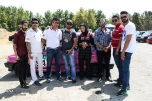 Peykan Pour, Leila - Iranian racing driver - Winner - Kia Pride Championship in Azadi Sports Complex, Tehran - July 2016 - 09
