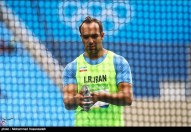 Rio 2016 - Athletics - Discus Throw - Mahmoud Samimi - Olympic Games in Rio de Janeiro, Brazil - Foto Mohammad Hasanzadeh (TNA)