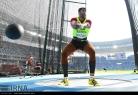 Rio 2016 - Athletics - Hammer Throw - Kaveh Sadegh Mousavi - Olympic Games in Rio de Janeiro, Brazil - (IRNA)