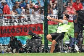 Rio 2016 - Athletics - Hammer Throw - Pezhman Ghalenoei - Olympic Games in Rio de Janeiro, Brazil - (ISCA)