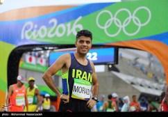 Rio 2016 - Athletics - Marathon - Mohammad Jafar Moradi (Mohammadjafar) - Olympic Games in Rio de Janeiro, Brazil - Photo M. Hassanzadeh (Tasnim) 02