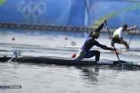 Rio 2016 - Canoe Sprint - Canoe Single 200m - Adel Mojallali - Olympic Games in Rio de Janeiro, Brazil - (ISCA) 02