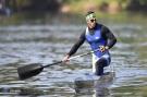 Rio 2016 - Canoe Sprint - Canoe Single 200m - Adel Mojallali - Olympic Games in Rio de Janeiro, Brazil - (ISCA) 04