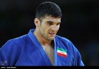 Rio 2016 - Judo -100kg - Javad Mahjoub - Olympic Games in Rio de Janeiro, Brazil - 01 - Foto Javid Nikpour (TNA)