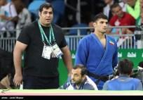 Rio 2016 - Judo -100kg - Javad Mahjoub - Olympic Games in Rio de Janeiro, Brazil - 03 - Foto Javid Nikpour (TNA)