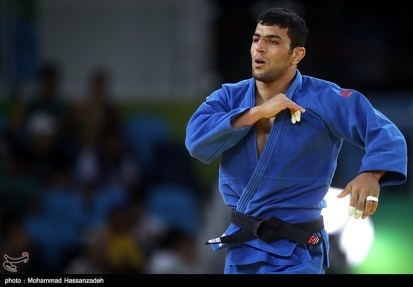 Rio 2016 - Judo - Men-81kg - Saeid Mollaei - Olympic Games in Rio de Janeiro, Brazil - Foto M. Hassanzadeh-Tasnim News
