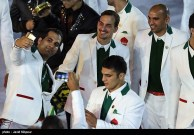 Rio 2016 - Opening Ceremony - Iranian athletes entering the stadium - Foto Javid Nikpour - Tasnim News