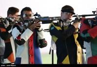 Rio 2016 - Shooting - 50m Rifle 3 Pos - Pourya Norouziyan - Olympic Games in Rio de Janeiro, Brazil - 02 - Foto Javid Nikpour (TNA)