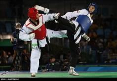 Rio 2016 - Taekwondo - Men's -80kg - Mahdi Khodabakhshi - Olympic Games in Rio de Janeiro, Brazil - Javid Nikpour (Tasnim) 01