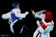Rio 2016 - Taekwondo - Men's 80kg plus - Sajjad Mardani - Olympic Games in Rio de Janeiro, Brazil - Photo Mehdi Zare (Mehr News)