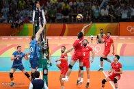 Rio 2016 - Volleyball - Iran-Argentina - Olympic Games in Rio de Janeiro, Brazil - Foto Mehdi Zare (MNA)