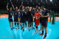 Rio 2016 - Volleyball - Iran-Cuba - Olympic Games in Rio de Janeiro, Brazil - 01 - Foto Payam Parsaei (YJC)