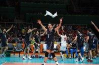 Rio 2016 - Volleyball - Iran-Poland - Olympic Games in Rio de Janeiro, Brazil - Foto Mehdi Zare (MNA)