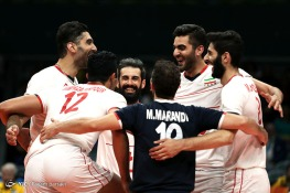 Rio 2016 - Volleyball - Quarterfinals - Iran-Italy - Olympic Games in Rio de Janeiro, Brazil - Foto Payam Parsaei (YJC) 01