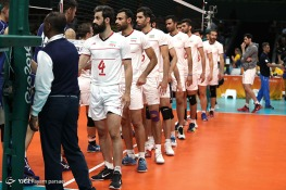 Rio 2016 - Volleyball - Quarterfinals - Iran-Italy - Olympic Games in Rio de Janeiro, Brazil - Foto Payam Parsaei (YJC) 02