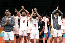 Rio 2016 - Volleyball - Quarterfinals - Iran-Italy - Olympic Games in Rio de Janeiro, Brazil - Foto Payam Parsaei (YJC) 03