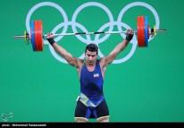 Rio 2016 - Weightlifting - 94kg - Ali Hashemi - Olympic Games in Rio de Janeiro, Brazil - Foto M. Hassanzadeh (TNA)