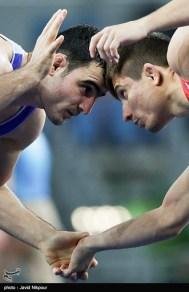 Rio 2016 - Wrestling - Freestyle 65kg - Meisam Abolfazl Nasiri (Meysam Nassiri) - Olympic Games in Rio de Janeiro, Brazil - Photo Javid Nikpour (Tasnim)