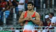 Rio 2016 - Wrestling - Freestyle 86kg - Alireza Mohammad Karimimachiani (Karimi Machiani) - Olympic Games in Rio de Janeiro, Brazil - Photo Payam Parsaei (YJC)