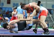 Rio 2016 - Wrestling - Freestyle 97kg - Reza Yazdani (Reza Mohammad Ali Yazdani)- Olympic Games in Rio de Janeiro, Brazil - Photo M. Hassanzadeh (Tasnim)
